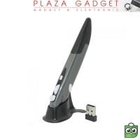 laris Pen Mouse Wireless 500-1000 DPI - 4632C Black/gray