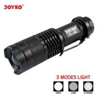 LED Flashlight / Senter LED Joyko FL-80