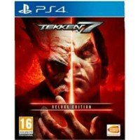 CD game ps4 tekken 7 DELUXE EDITION