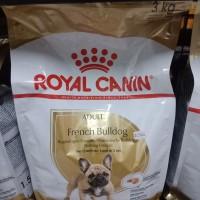 royal canin french bulldog adult 3 kg / dog food