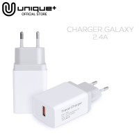 Unique Charger Galaxy Real 2A Xiaomi Samsung Oppo BB Asus VIVO