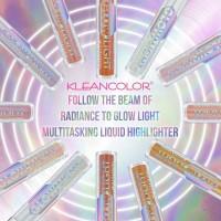 KLEANCOLOR GLOW LIGHT MULTITASKING LIQUID HIGHLIGHTER / EYESHADOW