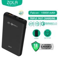 ZOLA Falcon 10000mAh Metal Powerbank PD Power Delivery +Qualcomm QC3.0