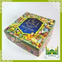 Dus Kue Lebaran 22x22 Arabian / Dus kue / Packaging Kue