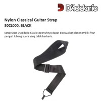 PLANET WAVES STRAP GITAR KLASIK NYLON 50CL000 ORIGINAL