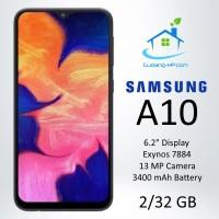 Samsung Galaxy A10 2/32 GB Garansi Resmi SEIN
