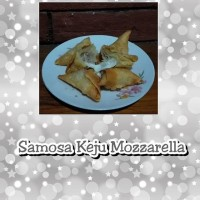 Samosa Keju Mozzarella