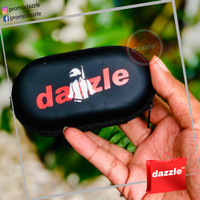 Dazzle earphone case oval Merchanaries edition