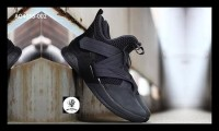 New List Sepatu Basket Nike Lebron Soldier 12 Triple Black Premium