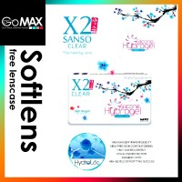 Softlens X2 Sanso Clear