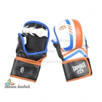 TAPOUT SARUNG TINJU MMA LEATHER - GLOVES MMA IN LEATHER