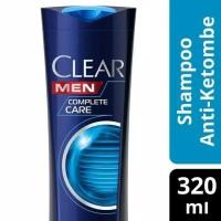 Shampoo Clear Men Complete Care 320 ml