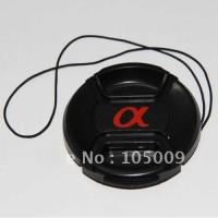 Penutup Lensa Cap 40.5mm for Sony Alpha A7 A9 A6500 A5000 A7R A7S