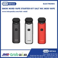 Smok Nord Starter Kit Pod Salt Inc Mod Vape