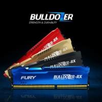 RAM BULLDOZER RX GAMING LONGDIMM DDR3 8GB PC 12800