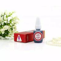 Lem Navina bulu mata extension Merah