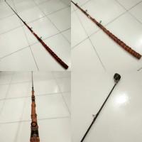 Joran bambu micro tanduk