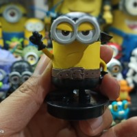 limited Topper Minion Despicable Me Universal Studios