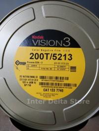 KODAK VISION3/FILM 200T/5213/NEGATIVE FILM/ROLL FILM CAT 1337740