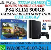 Best Seller Ps4 Slim 500Gb Bundle Fortnite Edition Murah