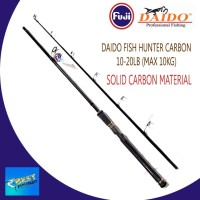 JORAN PANCING DAIDO FISH HUNTER CARBON SOLID 180CM FUJI