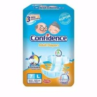 CONFIDENCE ADULT DIAPERS L 7