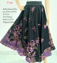 Bawahan Batik Rok Klok batik Panjang Sarah SH18