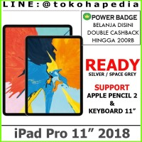 "Apple iPad Pro 2018 11"" inch 256GB 4G Wifi Cellular SILVER, SPACE GREY"