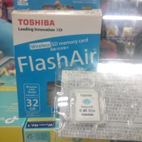 Toshiba Wireless SDCard 32Gb Flash Air