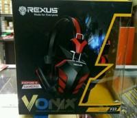 Headset gaming terlaris REXUS F22 Murah