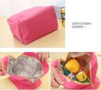Cooler Lunch Bag / Tas Bekal Tahan Panas Dingin Motif Kartun Karakter