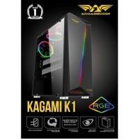 Powerlogic Armaggeddon K1 - Black