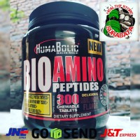 Bio Amino Ecer Humabolic Protein Whey Tablet Repacking Suplemen Fitnes