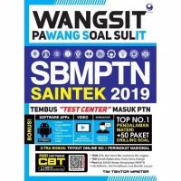 BUKU SBMPTN WANGSIT (Pawang Soal Sulit) SAINTEK 2019 - 2020