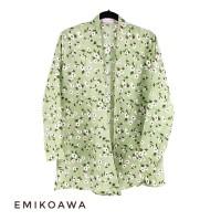 Outer WhiteGreen - Emikoawa / Cardigan / Souvenir / Berkualitas