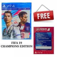 Game PS4 - FIFA 19 - FIFA 2019