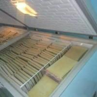Daging Buah Durian Medan Premium Asli Original / makanan beku (1kg)