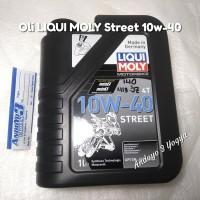 Oli LIQUI MOLY Street 10w-40 1LT Yogya
