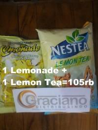 Promo Paket Nestle Lemonade + Nestea Lemon Tea