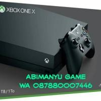 XBOX ONE X 1TB (ASIA) BRAND NEW