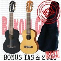 Guitalele GL1 seri Custom Supercopy Ukulele 6 senar,gitar akustik