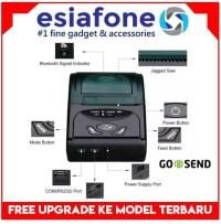 ZJIANG Mini Portable Bluetooth Thermal Printer Kasir POS ZJ-5802 5802