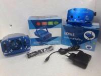 BEST SELLER Mini Laser Stage Lighting Sensor Music Lampu Disco Murah