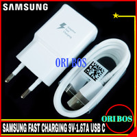 Charger Samsung Galaxy A8 Star 2018 ORIGINAL 100%Fast Charging USB C