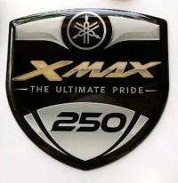 Dijual STIKER EMBLEM LOGO XMAX 250 STICKER XMAX TIMBUL Berkualitas