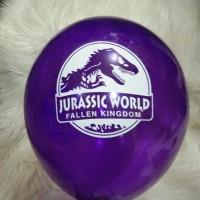 balon sablon jurassic world