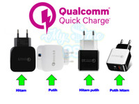 Travel Charger QC 3.0 Fast Charger Quick Charger Samsung Iphone Oppo