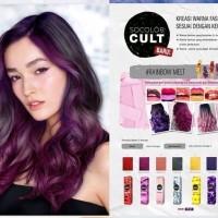cat rambut Matrix terbaru socolor CULT