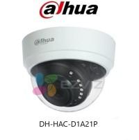 KAMERA CCTV DAHUA INDOOR 2 MP DH-D1A21P 3.6MM - GARANSI