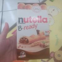 Nutella b ready isi 4 pcs